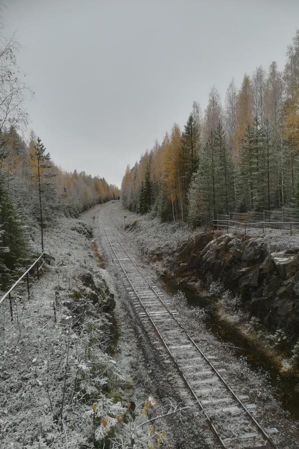 Vanhan kaivoksen rata