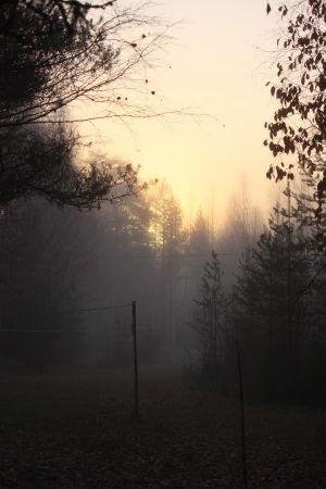 Lauantain auringonnousu