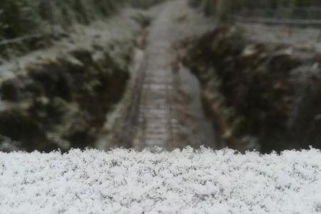 Lunta kaiteella